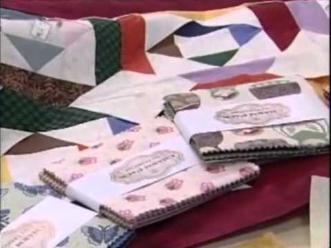 Patchwork Ana Cosentino: Bloco Pineapple (Abacaxi)