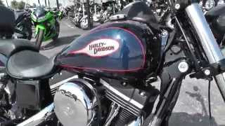 6. 306675 - 2013 Harley Davidson Dyna Street Bob FXDB - Used Motorcycle For Sale
