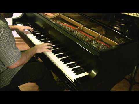 Antoinette by Scott Joplin | Cory Hall, pianist-composer