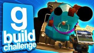 ALL TERRAIN RACING! | Gmod Build Challenge