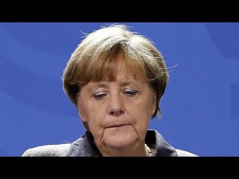 Α. Μέρκελ: «Οι τρομοκράτες είναι εχθροί της τρομοκρατίας»