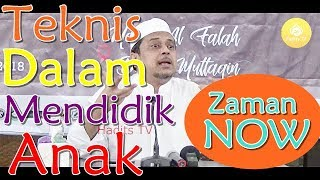 "Video Terbaik ""Teknis Dalam Mendidik anak Zaman Now"" -  Ustadz DR. Haikal Hasan MP3, 3GP, MP4, WEBM, AVI, FLV Oktober 2018"