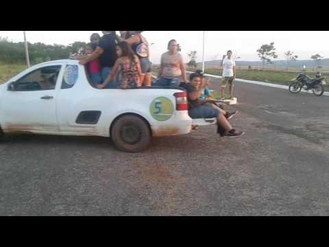 Momentos políticos de São João da paraúna GO