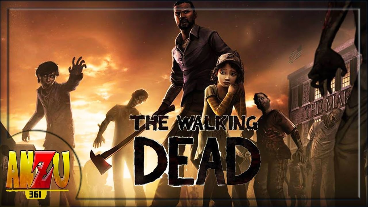 Ver THE WALKING DEAD SEASON 1 | CAPITULO 1 | CLEMENTINE Y LEE | ANZU361 en Español Online