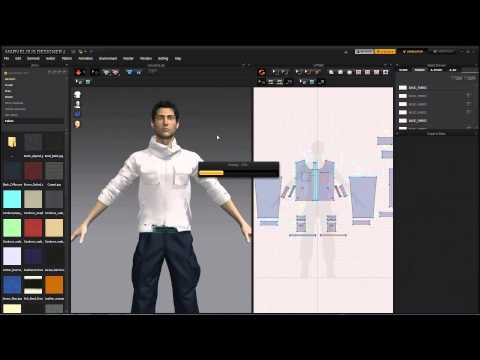 CLO Virtual Fashion Ships Marvelous Designer 4 | CG Channel