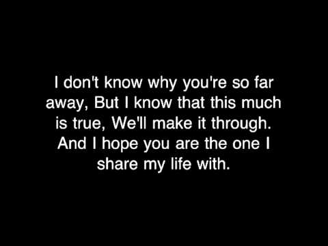 Daniel Bedingfield - If You& 39;re Not The One [HQ with Lyrics]