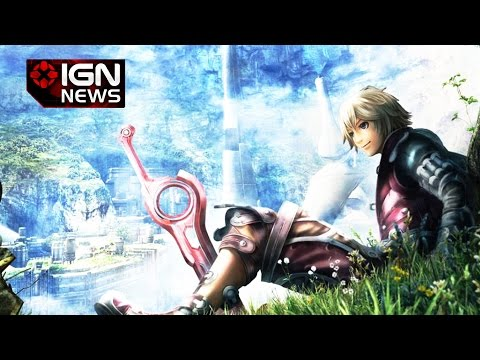coming - Subscribe to the IGN News Channel: https://www.youtube.com/user/ignnews?sub_confirmation=1 Nintendo has confirmed Xenoblade Chronicles is set to be released on the new 3DS and 3DS XL consoles...