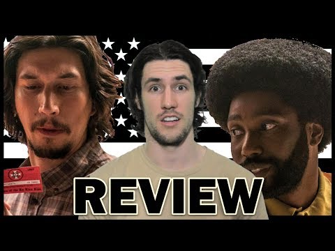 BlacKkKlansman Review