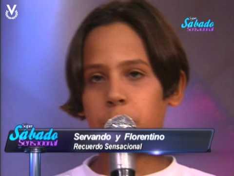 Súper Sábado Sensacional - Recuerdo Sensacional con Servando y Florentino