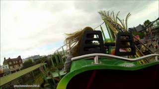 Download Lagu Green Scream, Adventure Island, Southend 2016 (on ride) Mp3