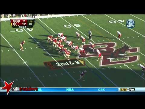 Andre Williams vs North Carolina St. 2013 video.