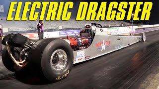 Electric Dragster by High Tech Corvette