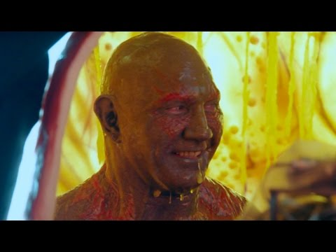 Guardians Of The Galaxy 2 - Bloopers, B-Roll And Behind The Scenes (2017)