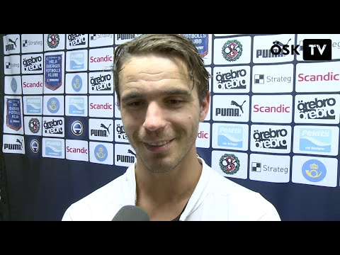 Gerzic efter segern mot AIK