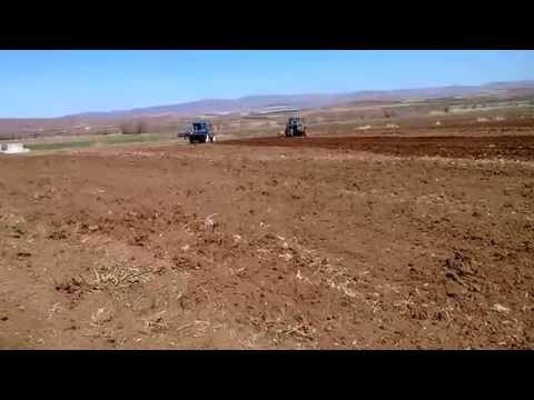 3.085 - ( AGA ların traktörleri ) çiçekdağı gölcük köyü.