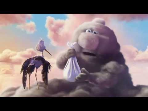 partly cloudy - cortometraggio disney