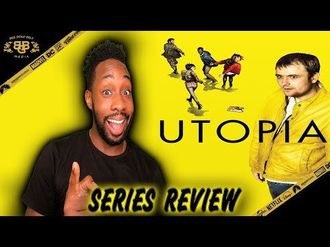 2013 Utopia (UK)  - TV Series Review (2020) | Comparing both the 2013 and 2020 versions of Utopia