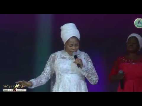 TOPE ALABI HIGH PRAISE AND WORSHIP AT COZA VOLTAGE WAR-SHIP SERVICE 2017