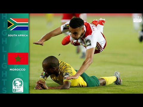 Highlights: South Africa vs. Morocco