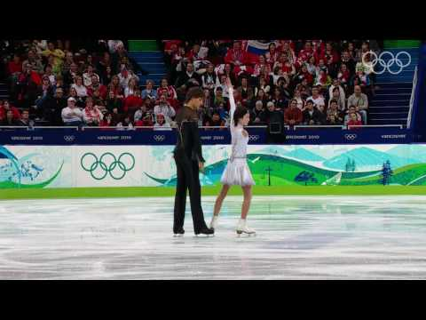 Pairs Figure Skating Gold - It's the action-packed short program event in the pairs figure skating at the Vancouver 2010 Winter Olympic Games. Athletes featured in this video : SHEN Xue...
