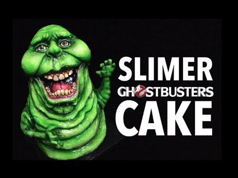 Video Ghostbusters Slimer CAKE download in MP3, 3GP, MP4, WEBM, AVI, FLV January 2017