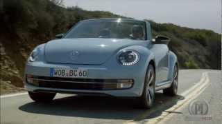 """Volkswagen Beetle Cabriolet Ediciones """"Vintage"""""""