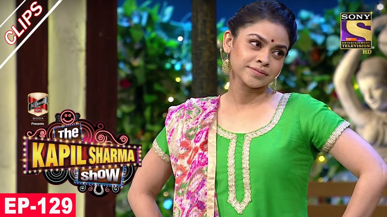 When Baccha Met Sarla – The Kapil Sharma Show – 20th August, 2017
