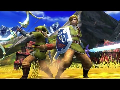 monster - This gear will make you look just like the hero of Hyrule in Monster Hunter 4.