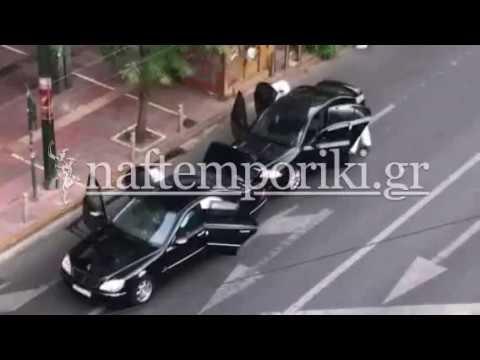 Έκρηξη στο αυτοκίνητο του Λουκά Παπαδήμου (UPD2)