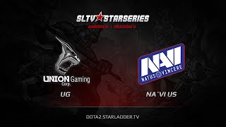 Union vs Na`Vi.US, game 1