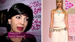 Mona Shroff Jewellery Pune Fashion Week 2013 SHOW MORE