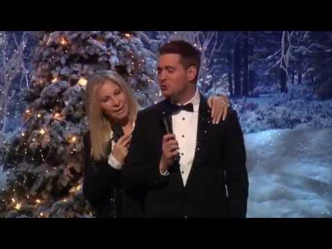 Michael Buble amp Barbra Streisand quotIt Had To Be Youquot