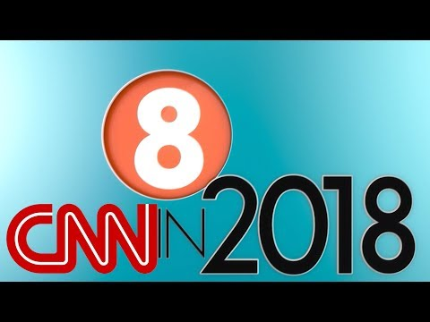 The 'Top Eight' media stories of 2018 are...