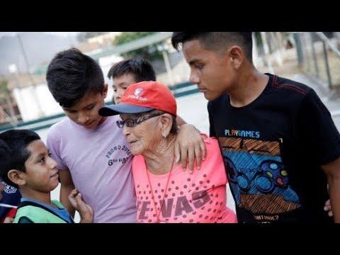 Fußballtrainerin in Peru: Die Kinder nennen sie