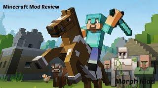 Download Lagu Minecraft Mod Review: Morph Mod - Become an Enderman Mp3