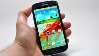 Test Du Samsung Galaxy S3 - Par Test-Mobile.fr