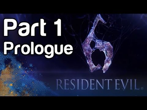 Resident Evil 6 - Gameplay Part 1 - Prologue (1080p, Xbox 360) | WikiGameGuides