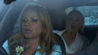 *SPOILERS* Roxy loses control - EastEnders: New Year's Day 2015 - BBC One
