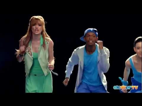 "Zendaya & Bella Thorne Rock ""Contagious Love"" Music Video"