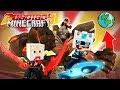 foto MENYELAMATKAN YAYA DI BULAN BOBOIBOY GALAXY KUASA 8! - Boboiboy Minecraft 3