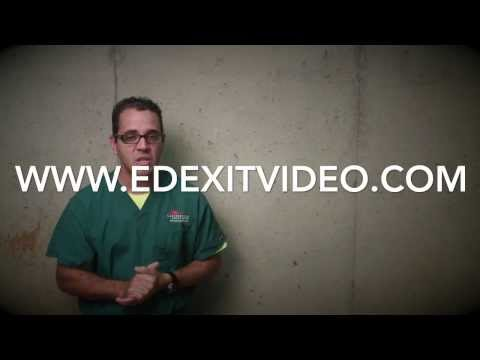 LLQ (left lower quadrant) abdominal pain - PEV (patient education video)