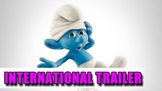 The Smurfs 2 International Trailer (2013)