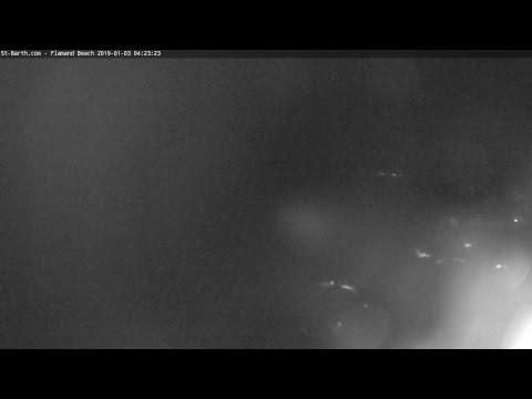 Live-Cam: Französisches Überseegebiet - Saint-Barthélemy (Insel) - Flamand Beach