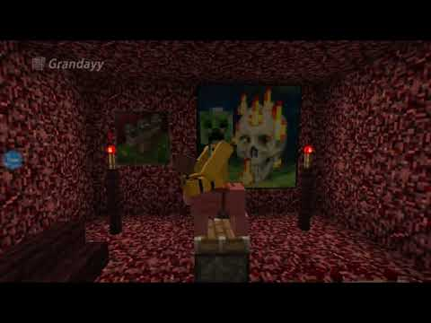 Bad guy (minecraft parody) feat. Reptilelegit REVERSED