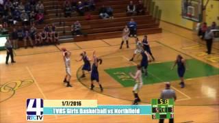 TVHS Girls Basketball vs Northfield