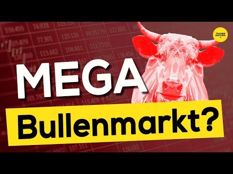 Kommt jetzt der nächste Mega-Bullenmarkt?