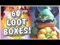 OPENING 60 HALLOWEEN 2018 LOOT BOXES