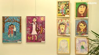 Переможців 2-го міського мистецького конкурсу художніх робіт відзначили в обласному центрі