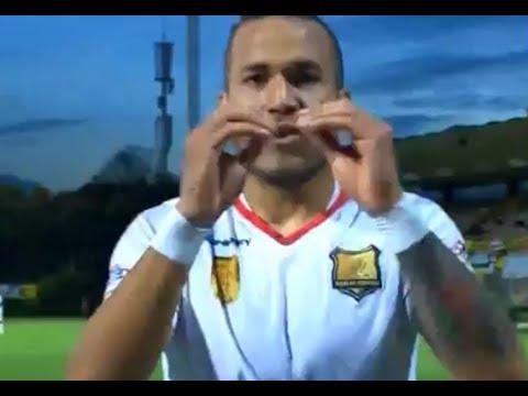 Gol paraguayo en Colombia