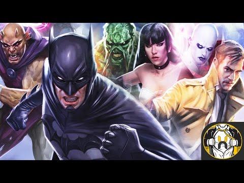 Justice League Dark - Movie Review